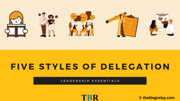 5 types of delegation: What is your style?